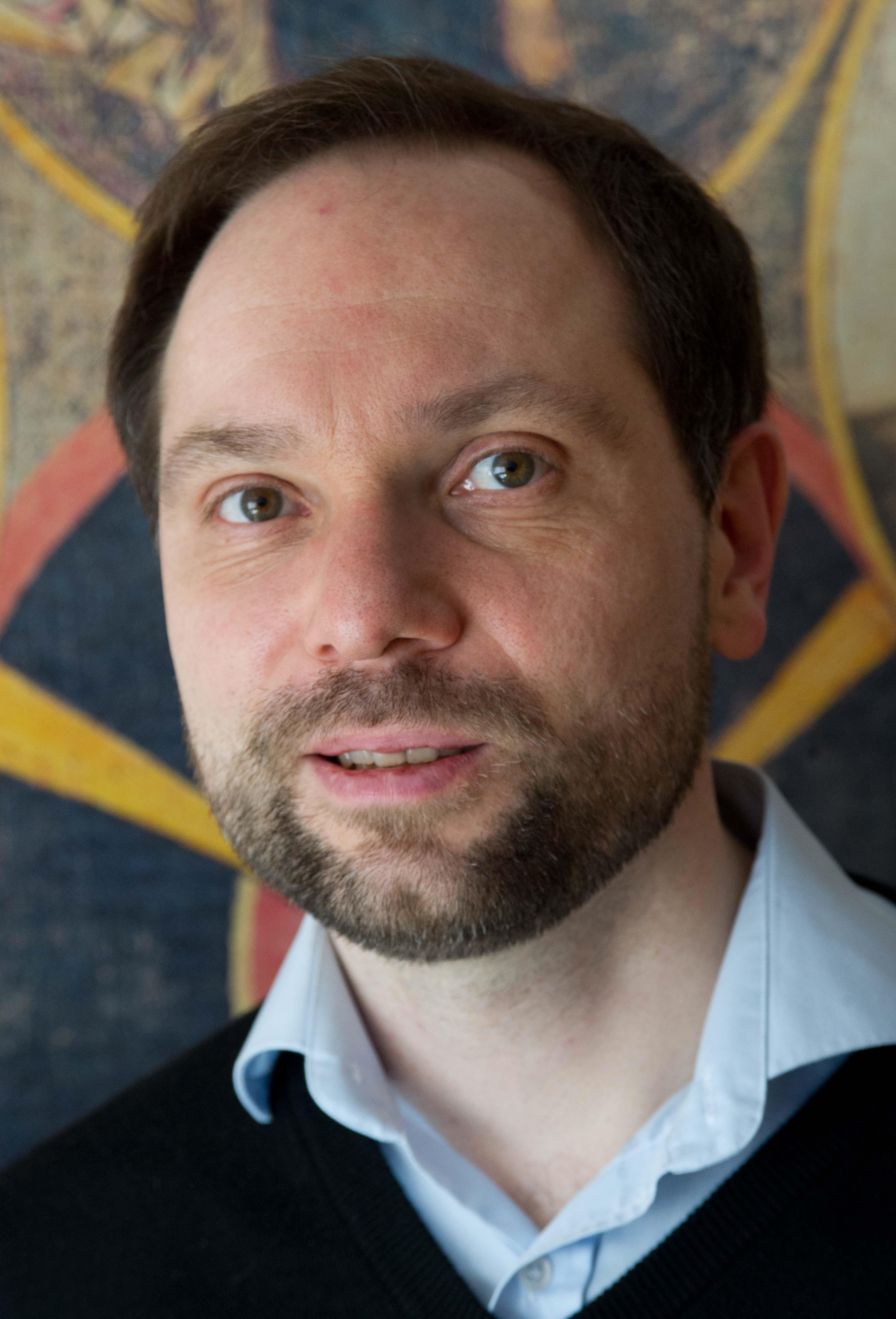 Pfarrvikar Alexander Haas